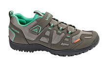 Vaude Aresa TR Toerschoenen Dames groen/bruin